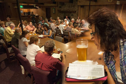 predica en bar