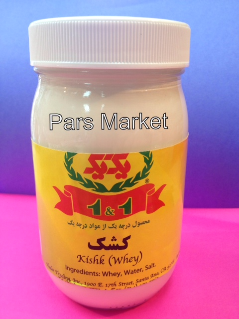 Yek & Yek Kashk at Pars Market LLC 9400 Snowden River Parkway Suite 109, Columbia, MD 21045
