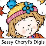 Sassy Cheryl's Digis