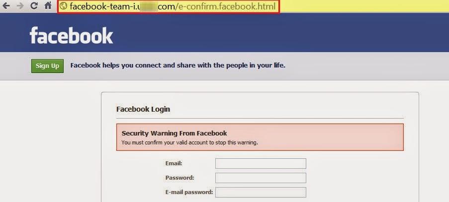 إختراق حسابات الفيس بوك أهم الطرق و الأساليب