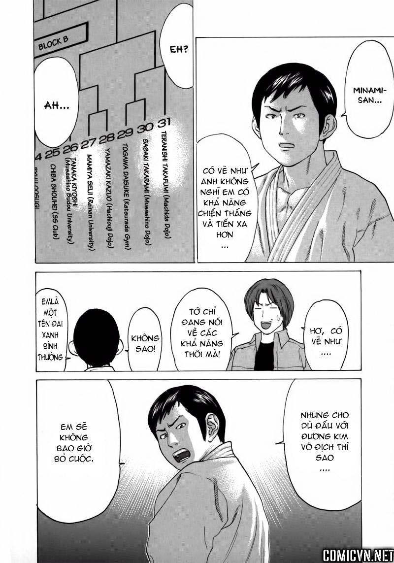 Karate Shoukoushi Kohinata Minoru chap 78 Trang 18
