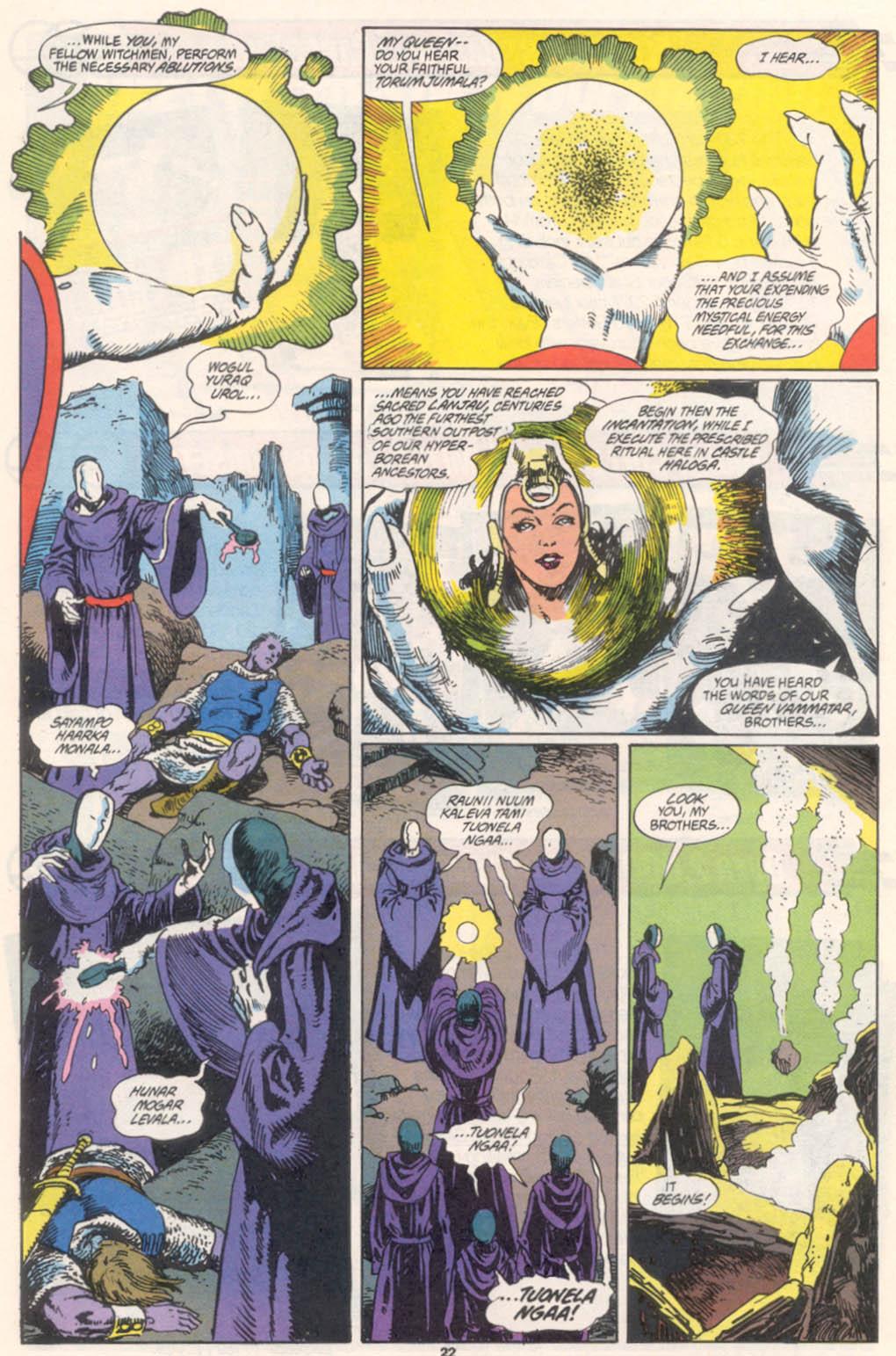 Conan the Barbarian (1970) Issue #255 #267 - English 17