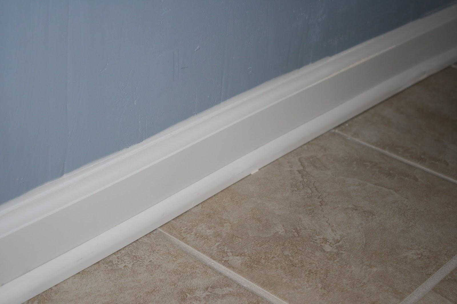Caulk Baseboard To Tile Floor Tile Design Ideas