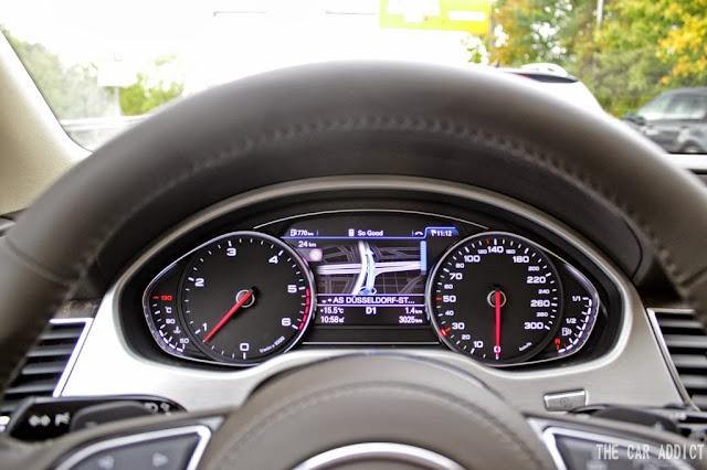 Audi A8 V6 Speedometer