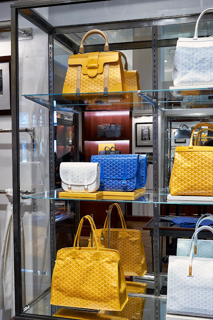 Goyard opens new store in Chicago