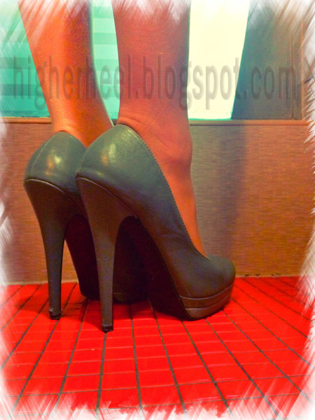 5.5 inch stiletto pumps