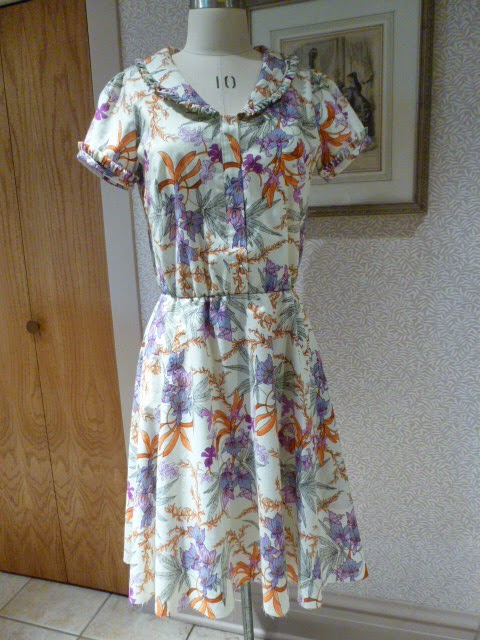 Rhonda\'s Creative Life: The Sew Liberated Clara Dress Sew Along, Week 5