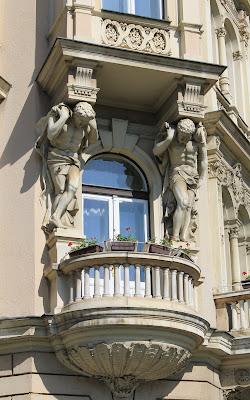 Hotel Palace - balkon