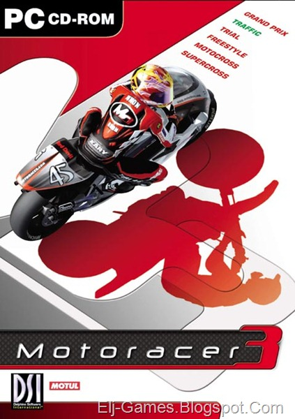 Moto Racer 3 Pc Cover