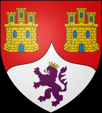 Escudo de los Enríquez