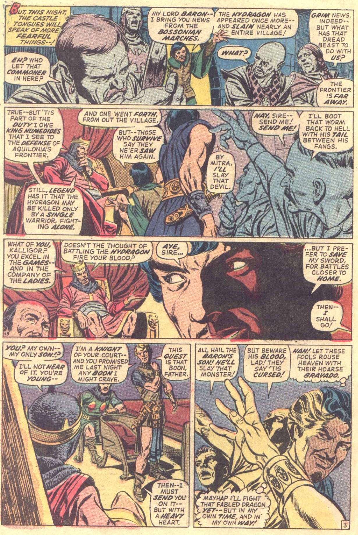 Conan the Barbarian (1970) Issue #12 #24 - English 20