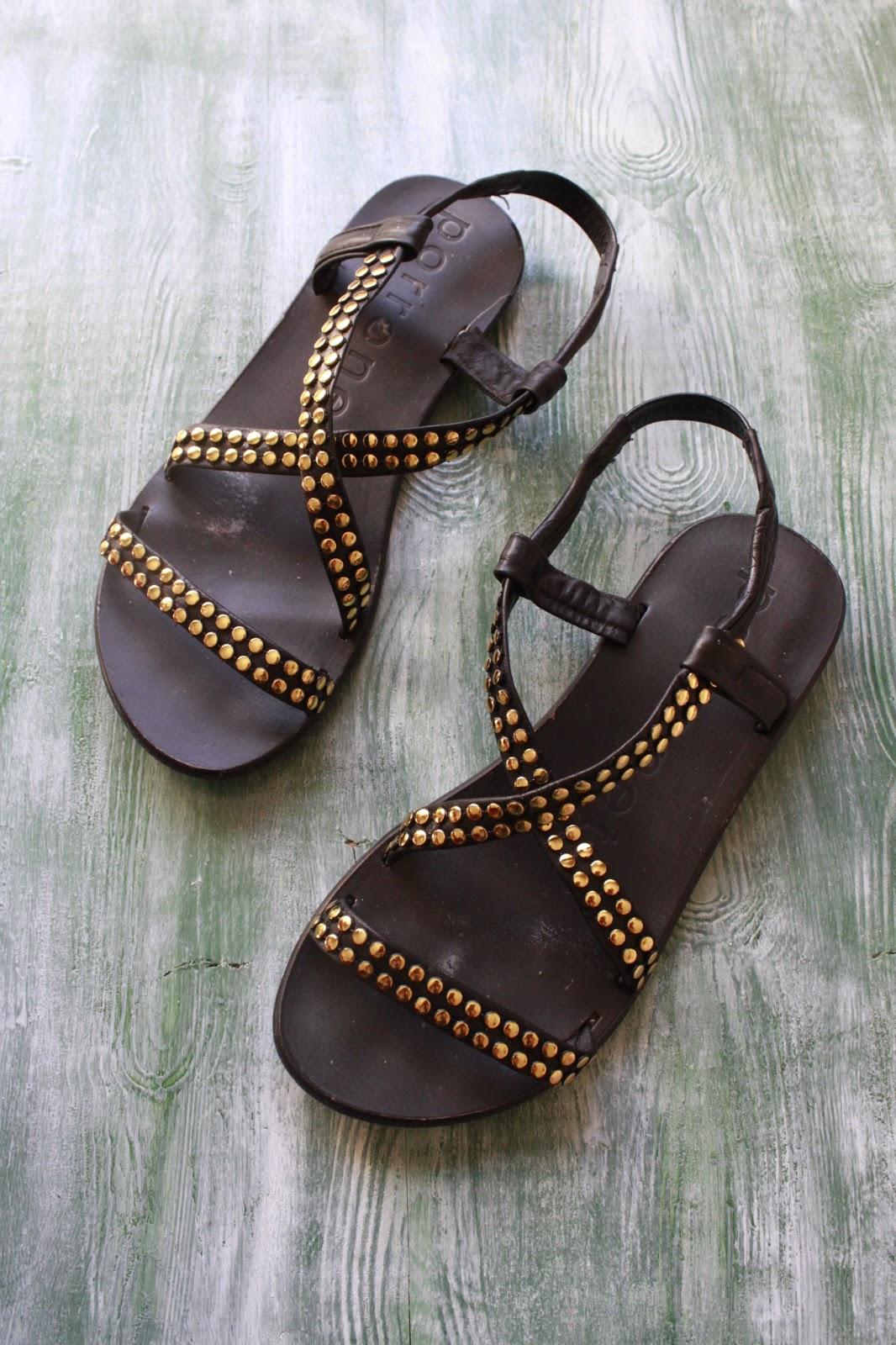 Manualidades en casa hacer manualidades sandalias - Hacer manualidades desde casa ...