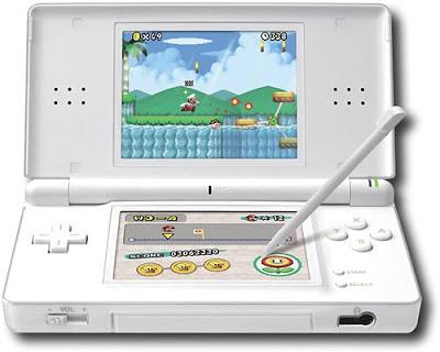 Nintendo DS y sus juegos