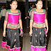 Srikanth Daughter in Black Skirt