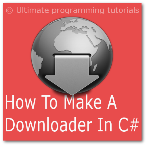 How To Make A Downloader Picture
