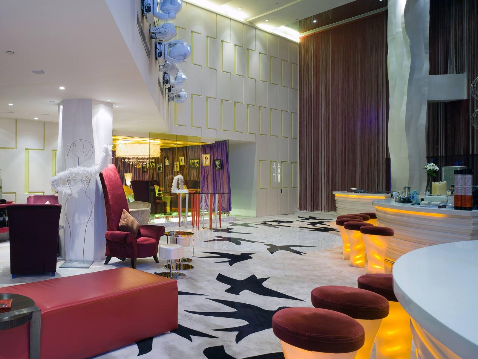 Imagine These Hotel Interior Design