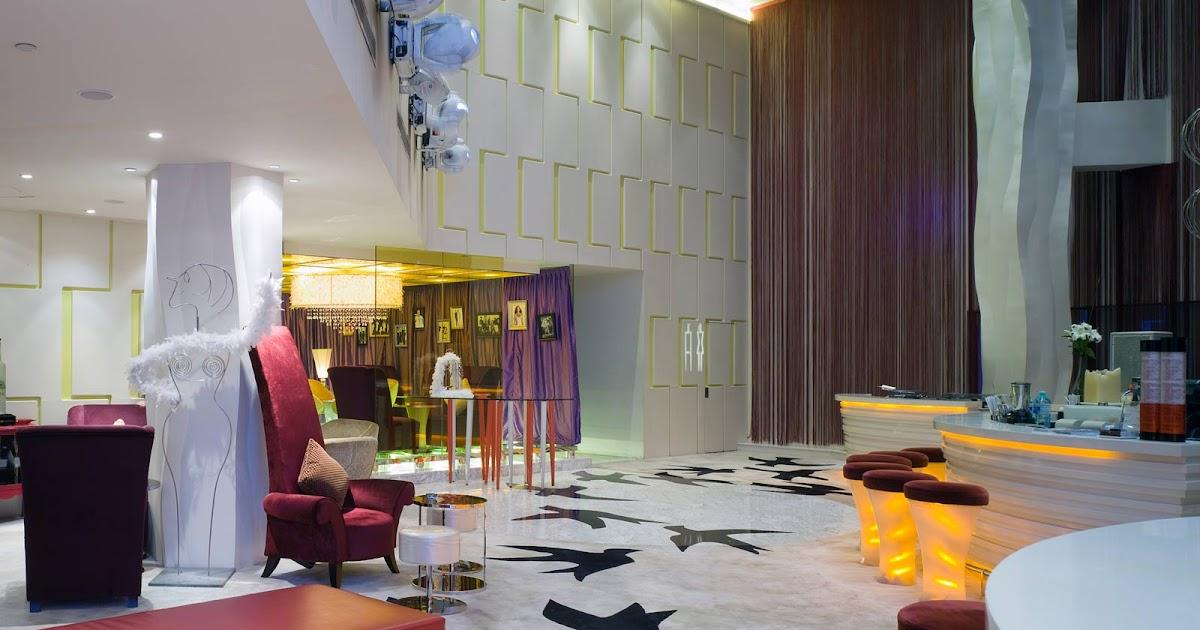 Imagine these hotel interior design lobby bar hilton for Design hotel bremerhaven