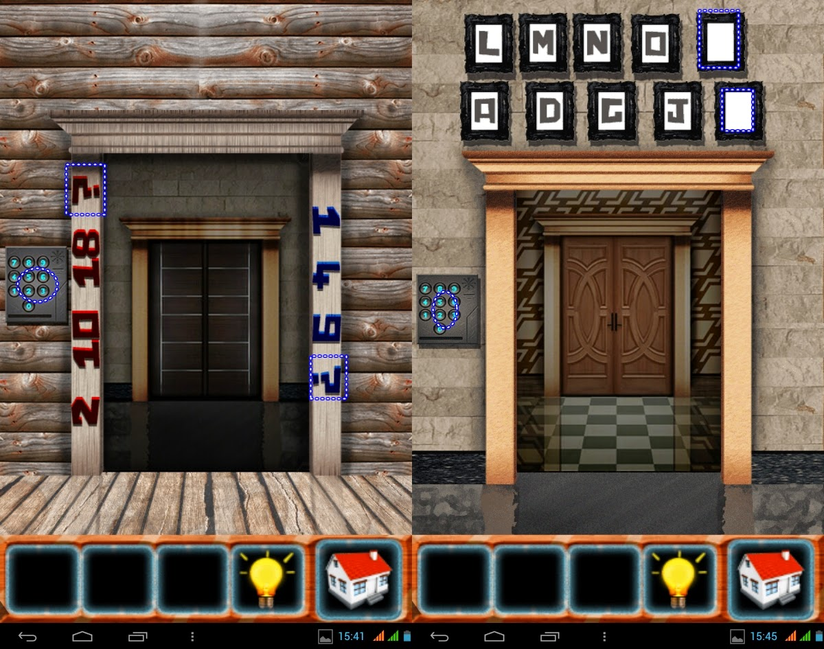 100 Doors Classic Escape Level 1 2 3 4 5 Hints