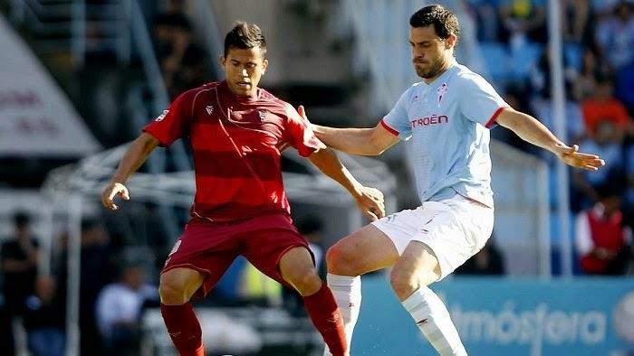 Cordoba vs Celta Vigo en vivo