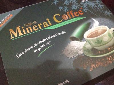 Kelebihan Mineral Coffee Hai O