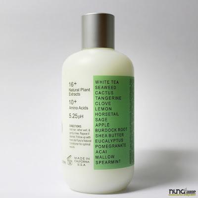 Keunggulan Hanz de Fuko Natural Shampoo – Putih