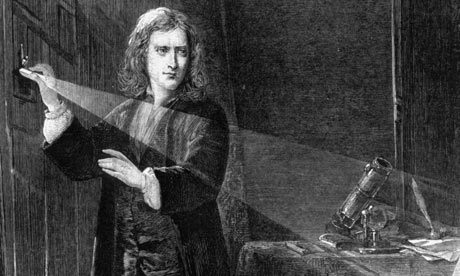 isaac newton is better than john Isaac newton is one of the most influential scientists in the history of mankind when he was a teenager, his mother pulled him out of school in order to help out at their family farm.