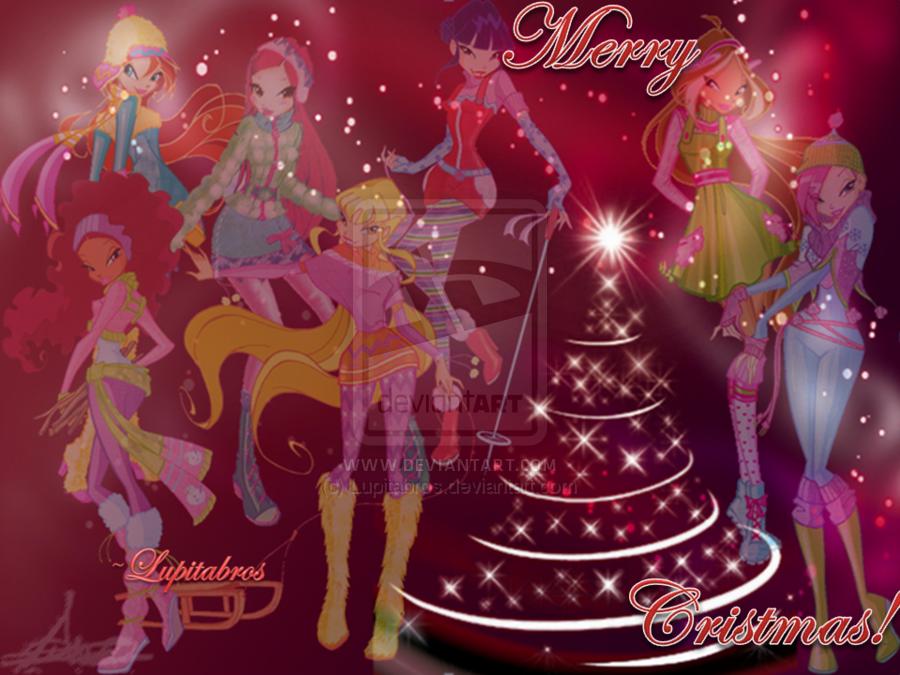 Winx Club Christmas
