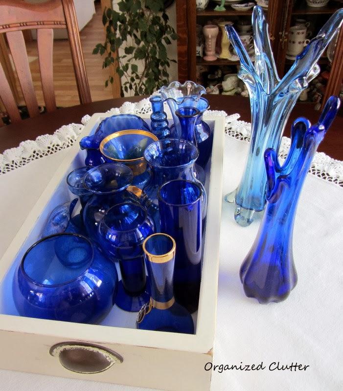 Cobalt Blue Toilet Collecting Cobalt Blue Vases