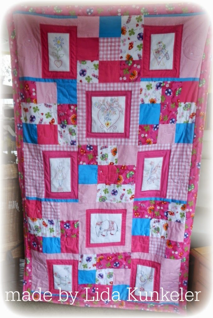Charming Small Wire Quilt Hangers Ideas - Electrical and Wiring ...