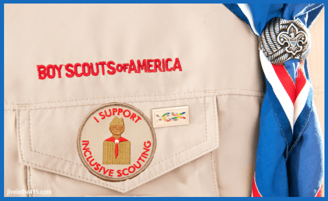 The Boy Scouts of America should be inclusive and accept gay scouts and gay scout leaders.