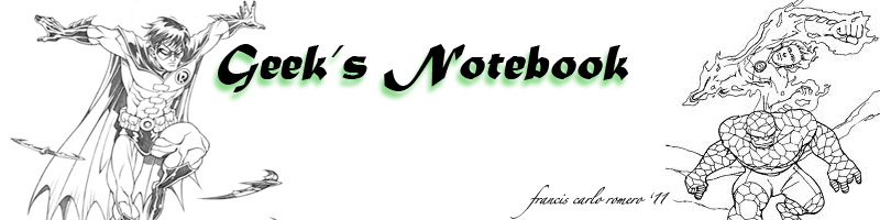 GeeksNotebook