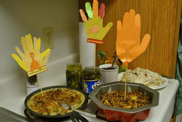 Flashback Summer:  Thanksgiving Festivities!
