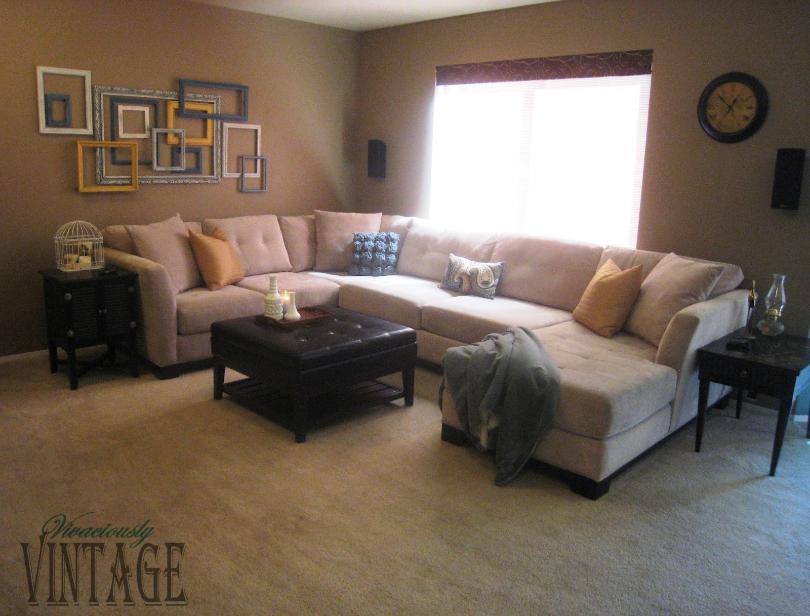 Brown and teal living room designs neutral living room lol