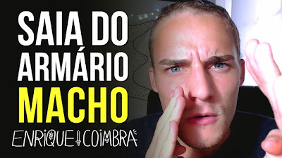 Enrique Coimbra - SAIA DO ARMÁRIO, MACHO