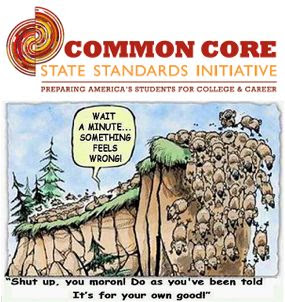 New Common Core Logo
