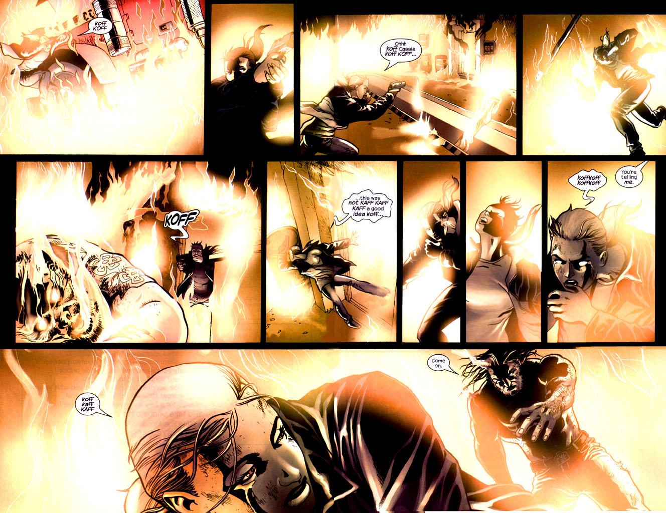Read online Wolverine (2003) comic -  Issue #8 - 16