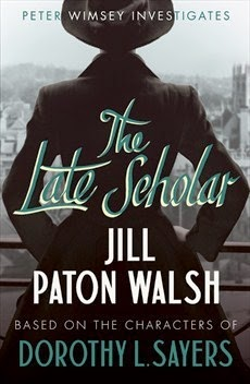 The Late Scholar, Jill Paton Walsh