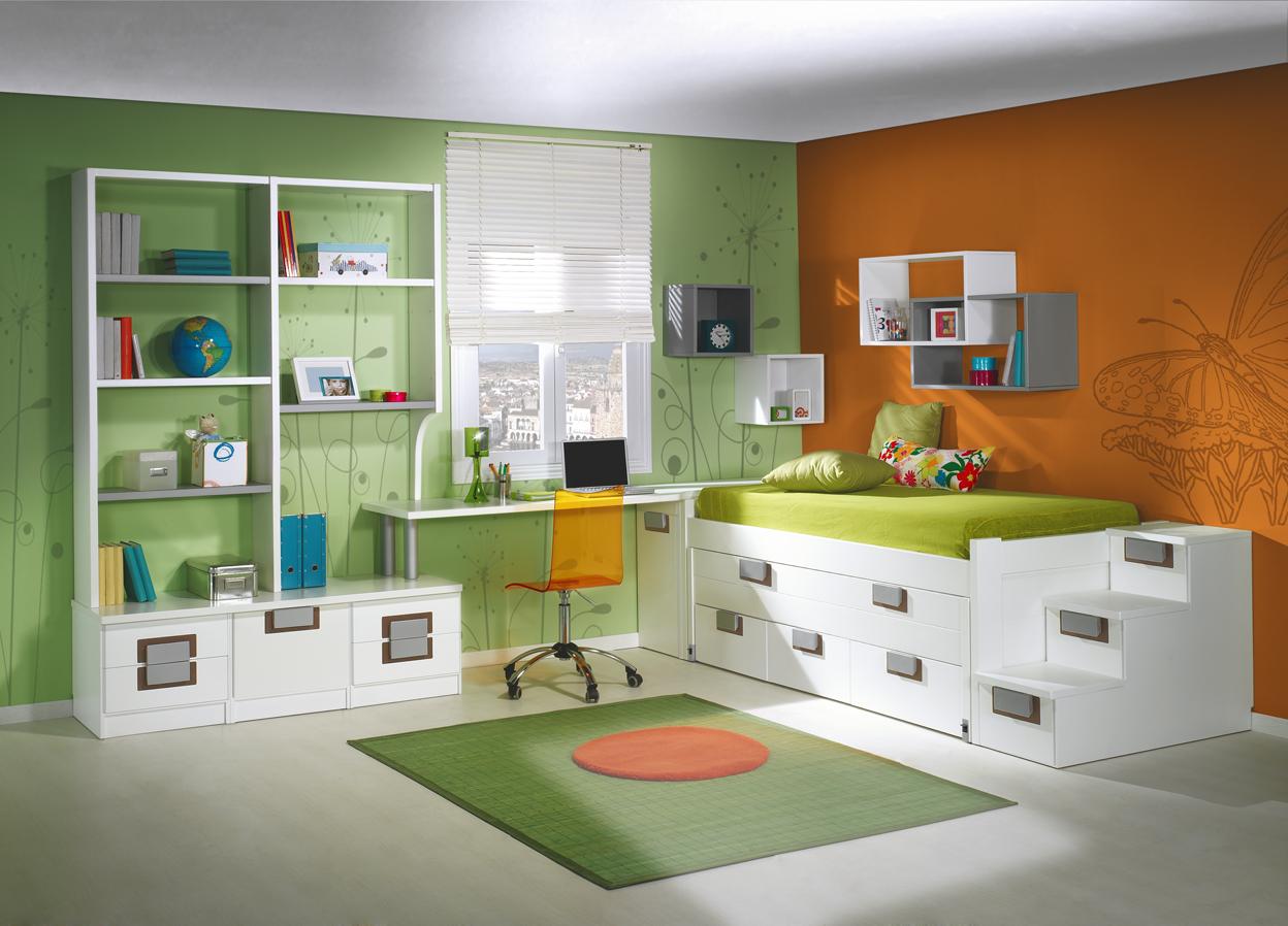 Ideas para amueblar dormitorio juvenil for Ideas dormitorios juveniles