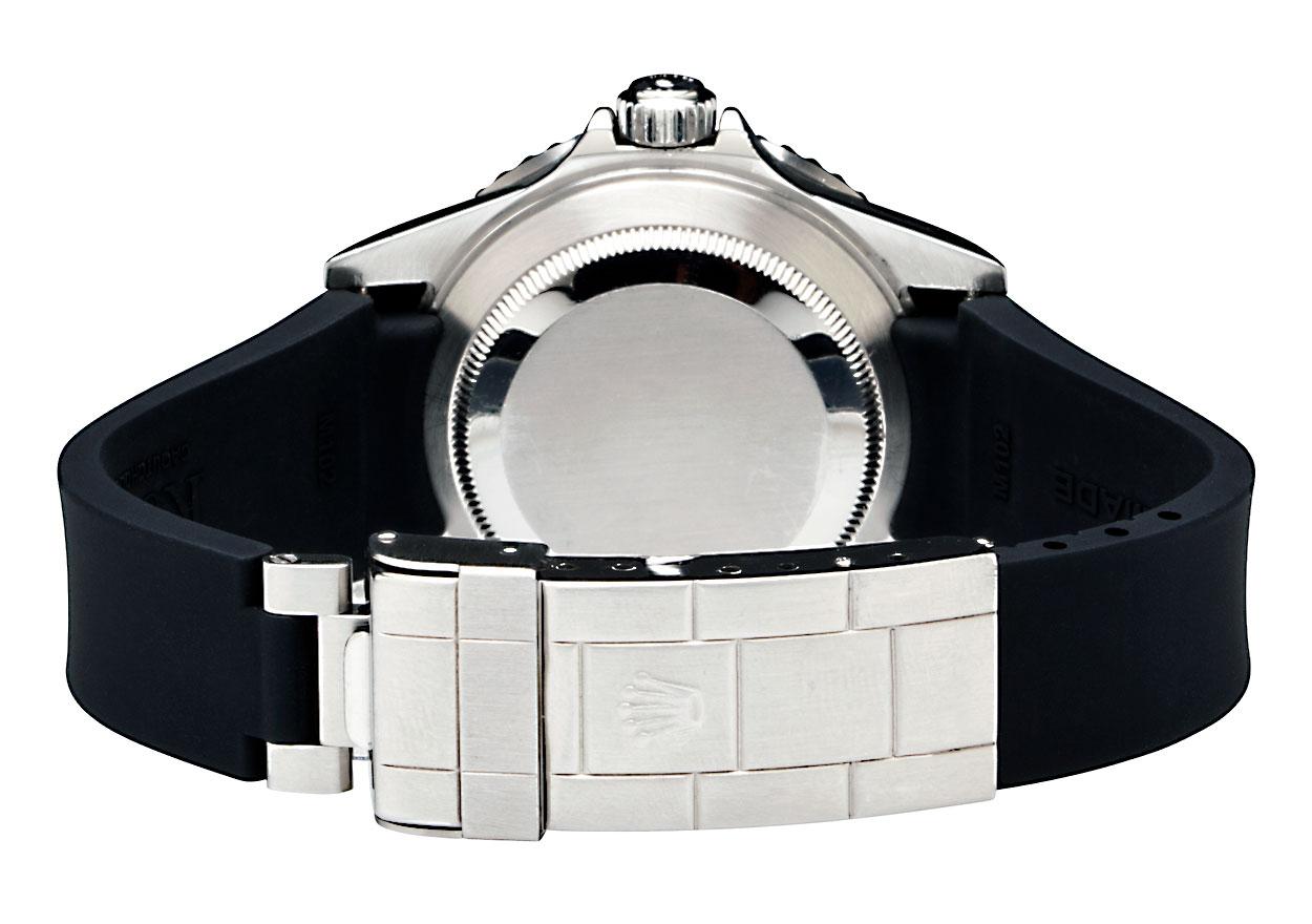 Rolex Submariner Rubber Strap modern Rolex Submariner
