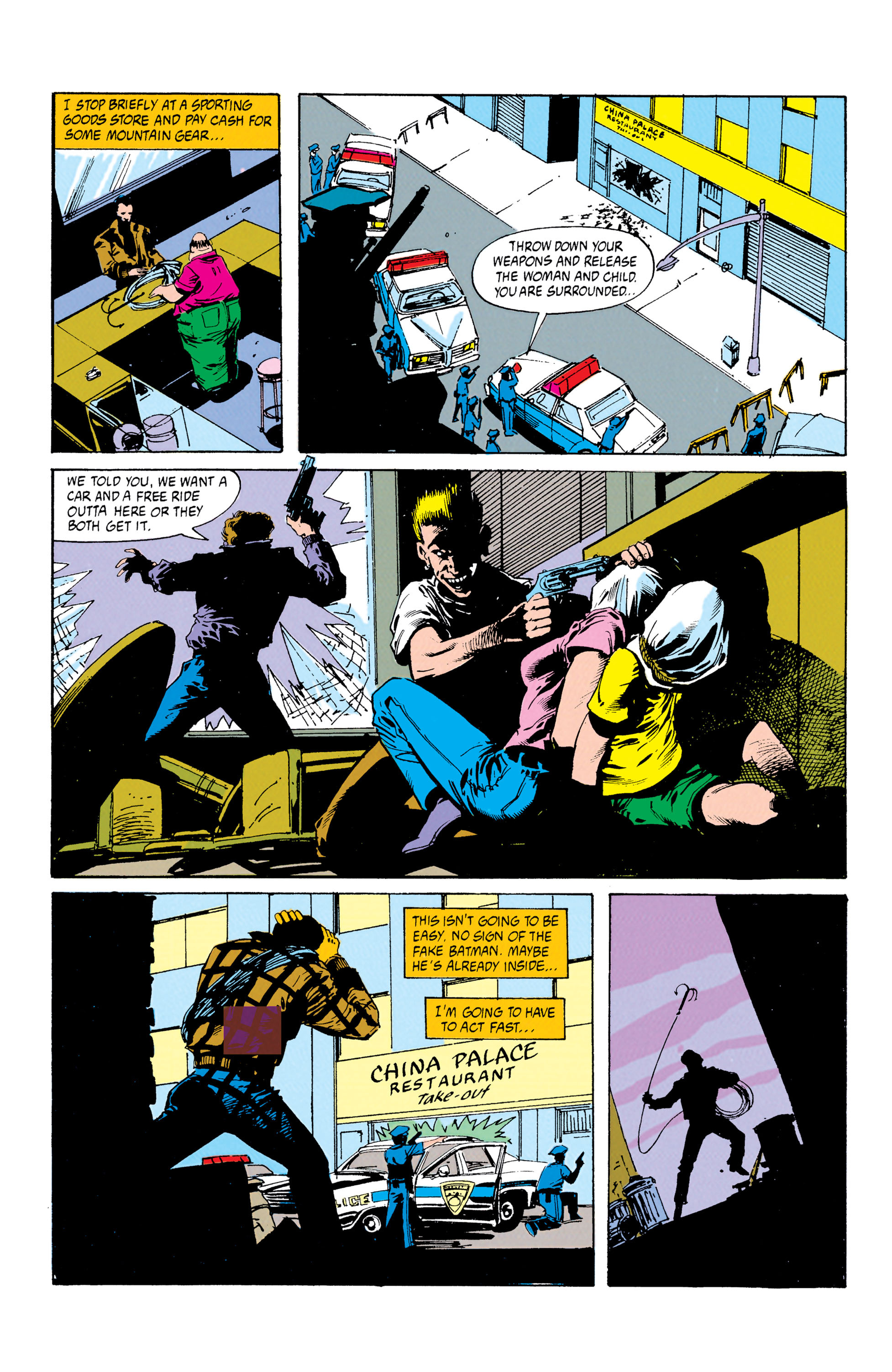 Detective Comics (1937) Issue #633 Page 12