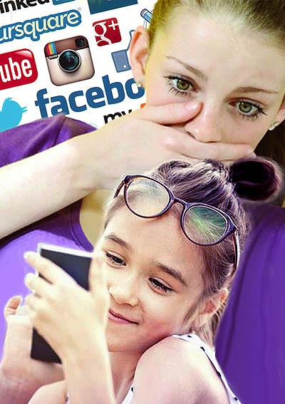 Agar Anak Aman Menggunakan Media Sosial