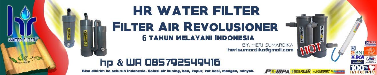 HR | Water Filter