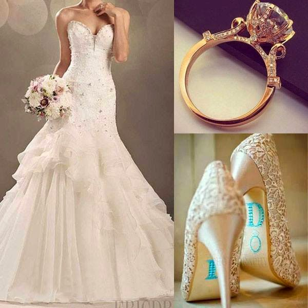 Ladies Wedding Dresses Trends...