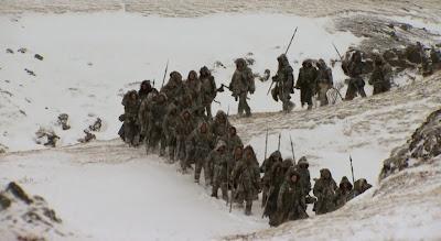 Los salvajes - Juego de Tronos en los siete reinos