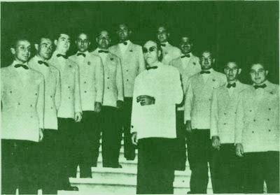 Carlos Di Sarli y su orquesta en 1942