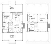 TINY HOUSE PLANS 1