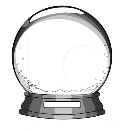 above  ground press may 2013 christmas snow globe clipart empty snow globe clipart