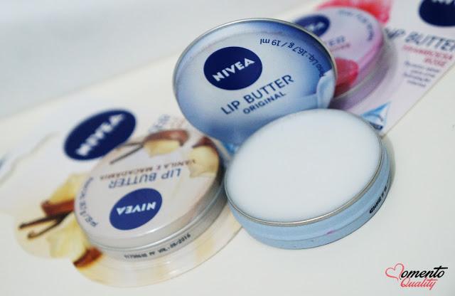 Lip Butter Nívea