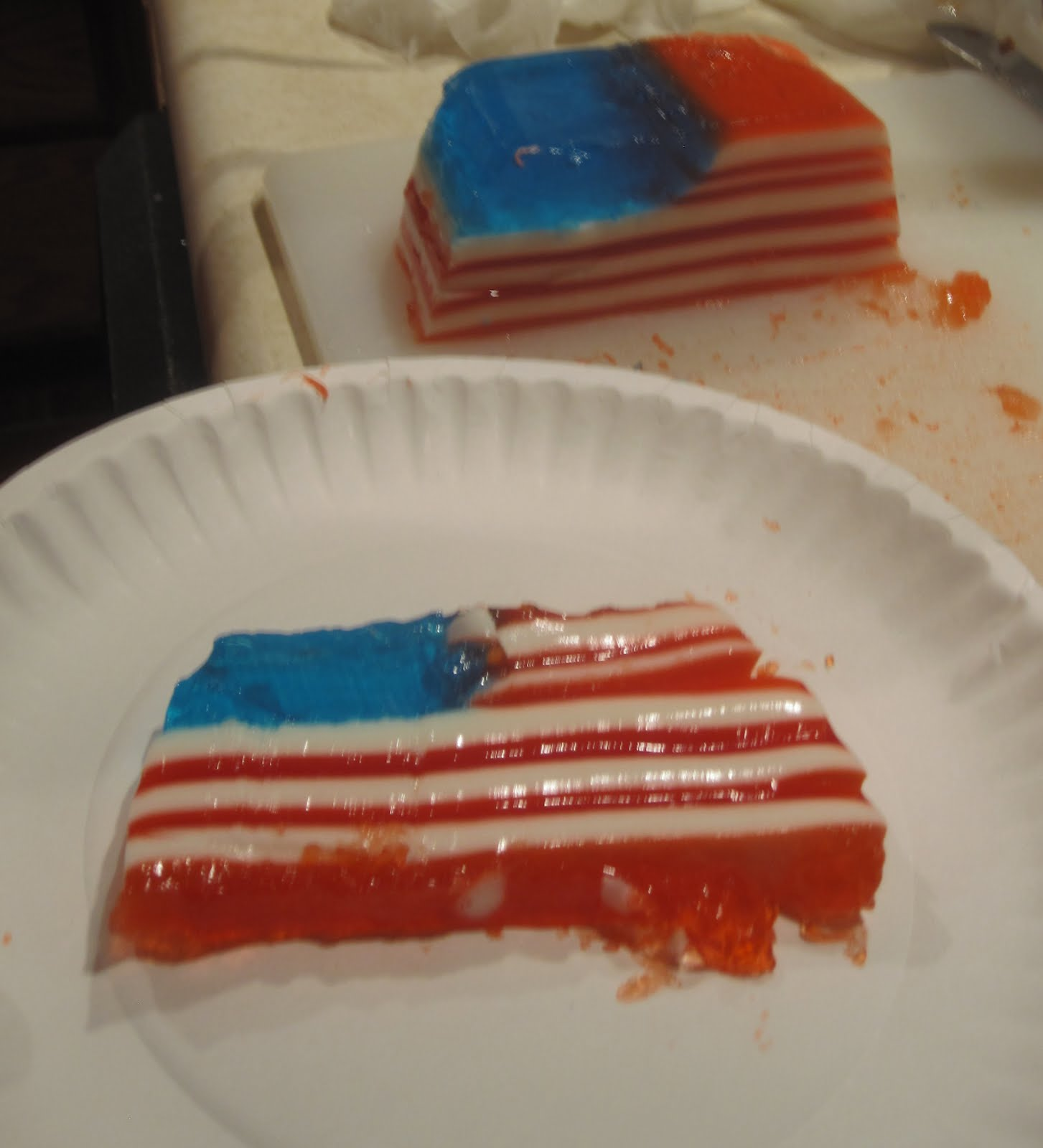 american flag jello recipe