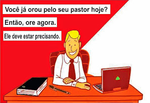 Ore pelo seu pastor